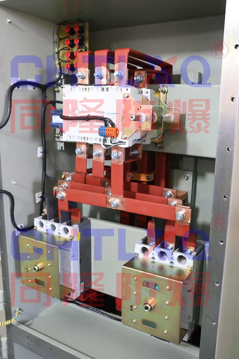 630a 防爆配电柜(双电源 iib级 )